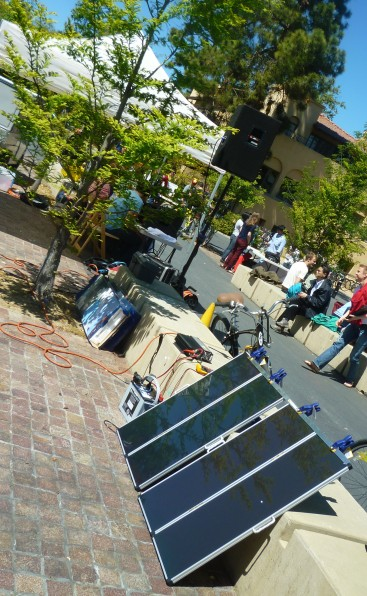 S3E3: Stanford Energy Week - Live from White Plaza!