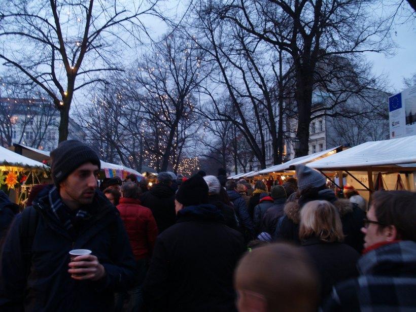 Rixdorf market overview